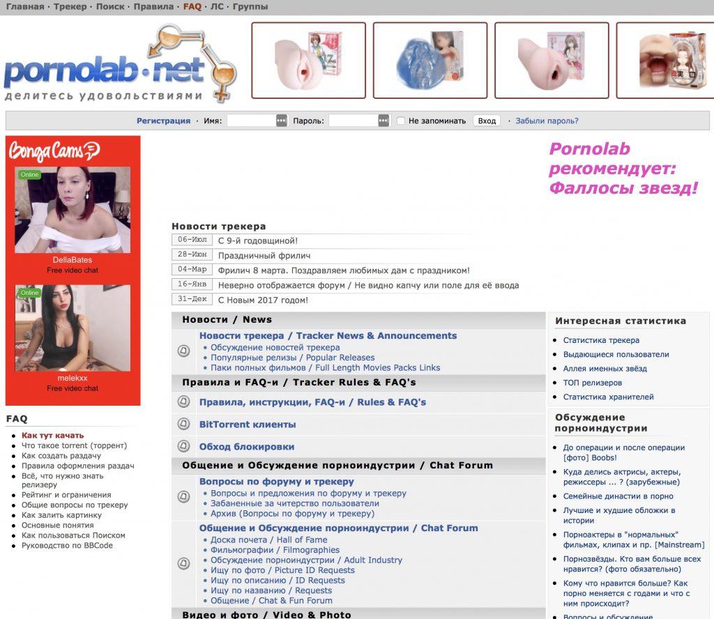 Similar Porn Torrent Sites To Pornolab-6193